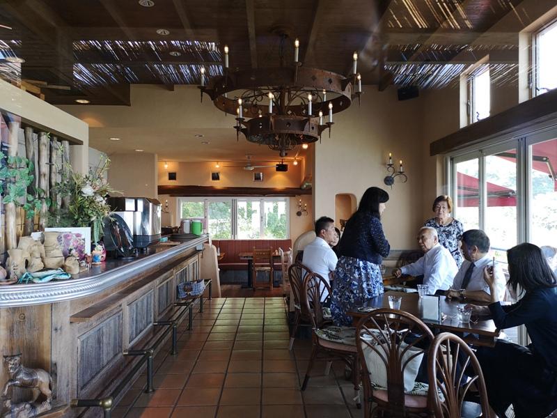 paradisecafe06 Odawara-Paradise Cafe Saddle Back藍天綠樹海景紅瓦屋 江之浦的景觀咖啡