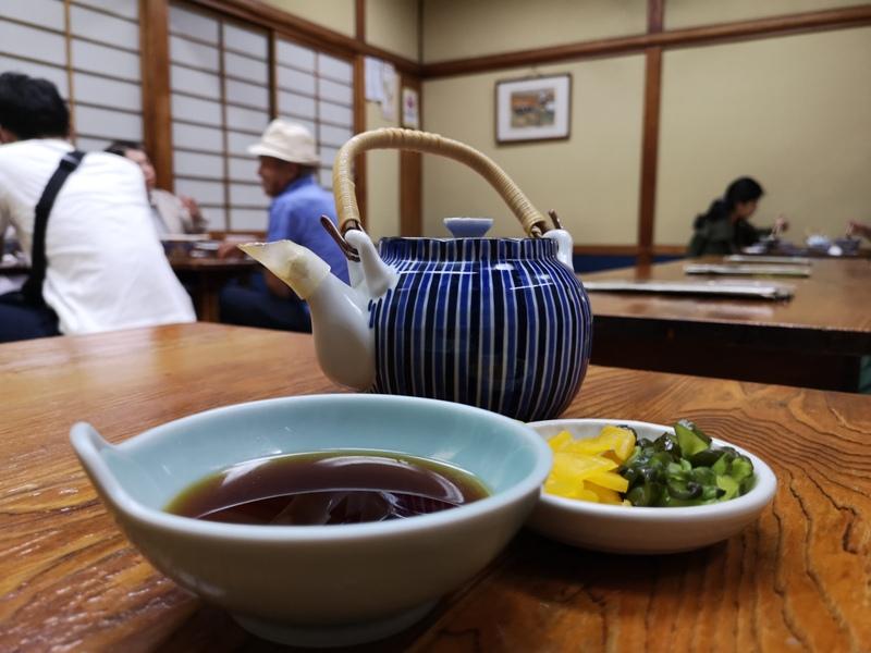 sansada07 Asakusa-淺草寺雷門旁 感受老日本氛圍的百年老店 三定 天婦羅/天丼