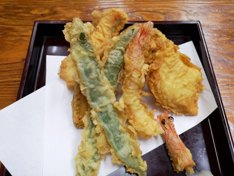 sansada10 Asakusa-淺草寺雷門旁 感受老日本氛圍的百年老店 三定 天婦羅/天丼