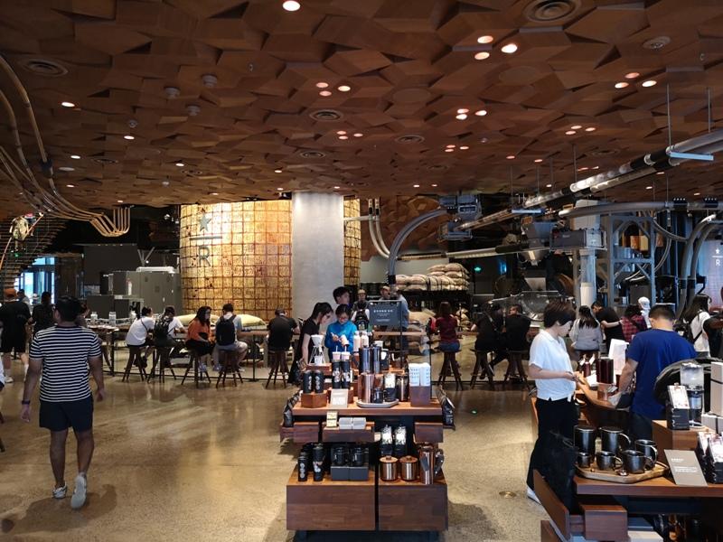 starbucksSH02 Shanghai-上海臻選咖啡烘焙工坊 咖啡製作流程大公開