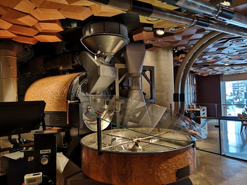 starbucksSH10 Shanghai-上海臻選咖啡烘焙工坊 咖啡製作流程大公開