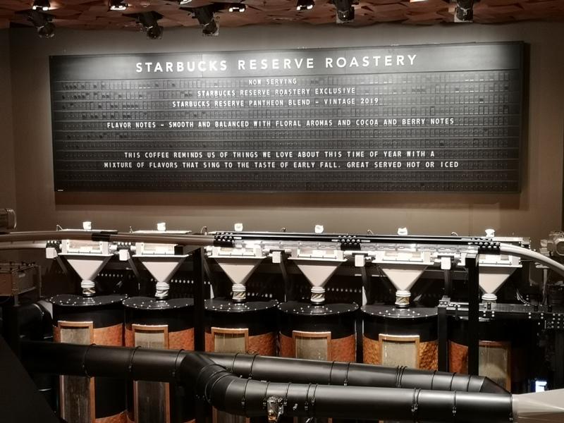 starbucksSH16 Shanghai-上海臻選咖啡烘焙工坊 咖啡製作流程大公開