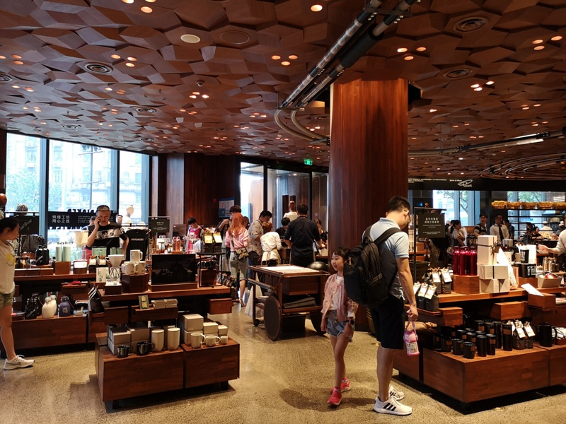 starbucksSH18 Shanghai-上海臻選咖啡烘焙工坊 咖啡製作流程大公開