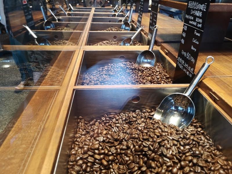 starbucksSH20 Shanghai-上海臻選咖啡烘焙工坊 咖啡製作流程大公開