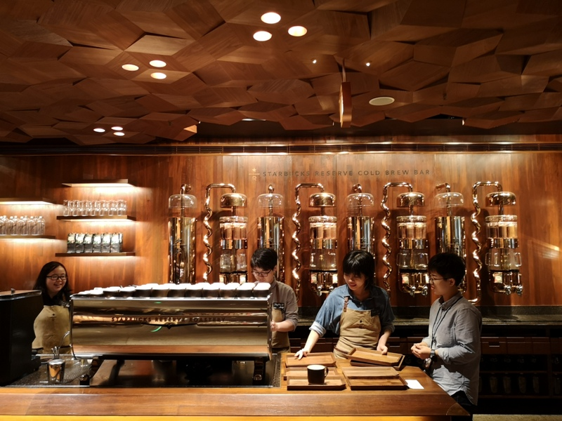 starbucksSH23 Shanghai-上海臻選咖啡烘焙工坊 咖啡製作流程大公開