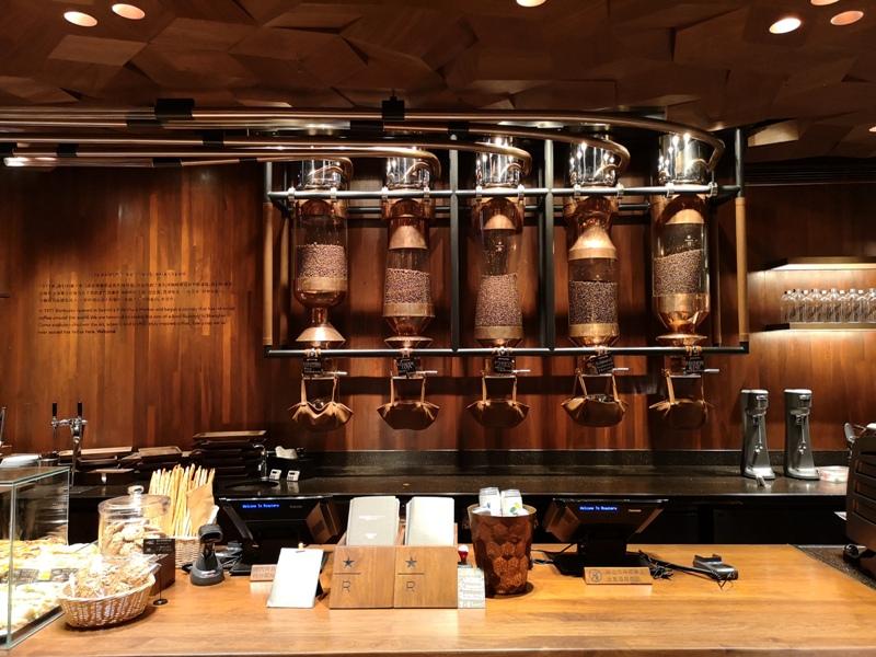 starbucksSH24 Shanghai-上海臻選咖啡烘焙工坊 咖啡製作流程大公開