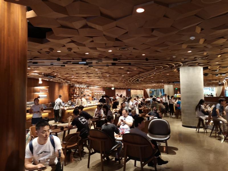 starbucksSH28 Shanghai-上海臻選咖啡烘焙工坊 咖啡製作流程大公開
