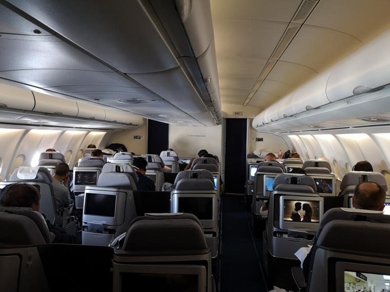 Dustpeeee01 201910 全日空取消漢莎救援 薩爾斯堡轉轉轉回台北 一日四趟創紀錄
