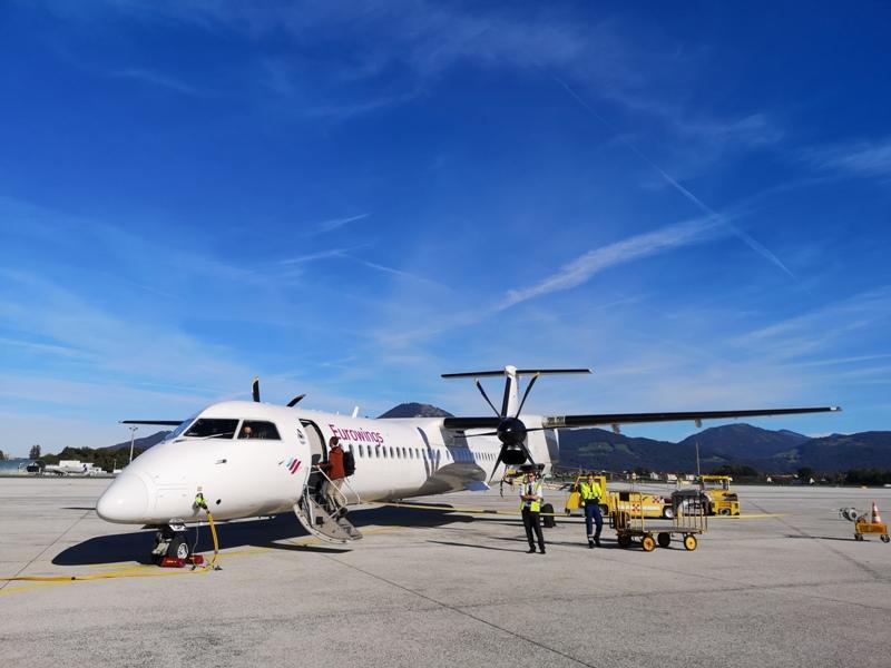 Dustpeeee06 201910 全日空取消漢莎救援 薩爾斯堡轉轉轉回台北 一日四趟創紀錄