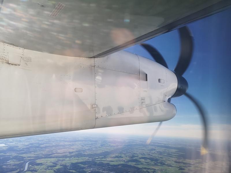 Dustpeeee07 201910 全日空取消漢莎救援 薩爾斯堡轉轉轉回台北 一日四趟創紀錄