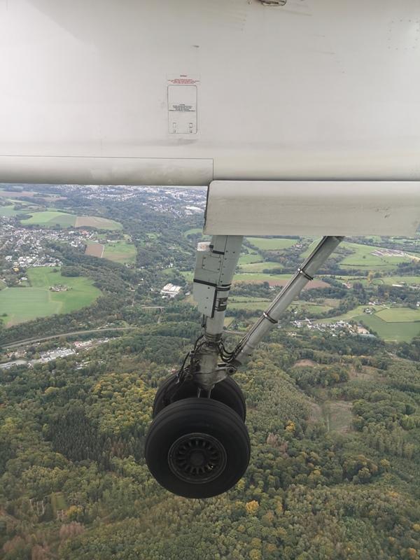 Dustpeeee08 201910 全日空取消漢莎救援 薩爾斯堡轉轉轉回台北 一日四趟創紀錄