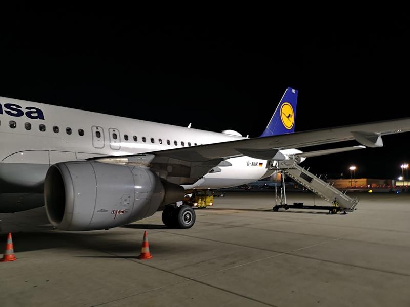 Dustpeeee15 201910 全日空取消漢莎救援 薩爾斯堡轉轉轉回台北 一日四趟創紀錄
