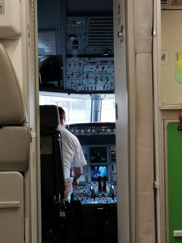 Dustpeeee54 201910 全日空取消漢莎救援 薩爾斯堡轉轉轉回台北 一日四趟創紀錄