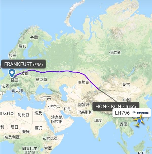 Dustpeeee61 201910 全日空取消漢莎救援 薩爾斯堡轉轉轉回台北 一日四趟創紀錄