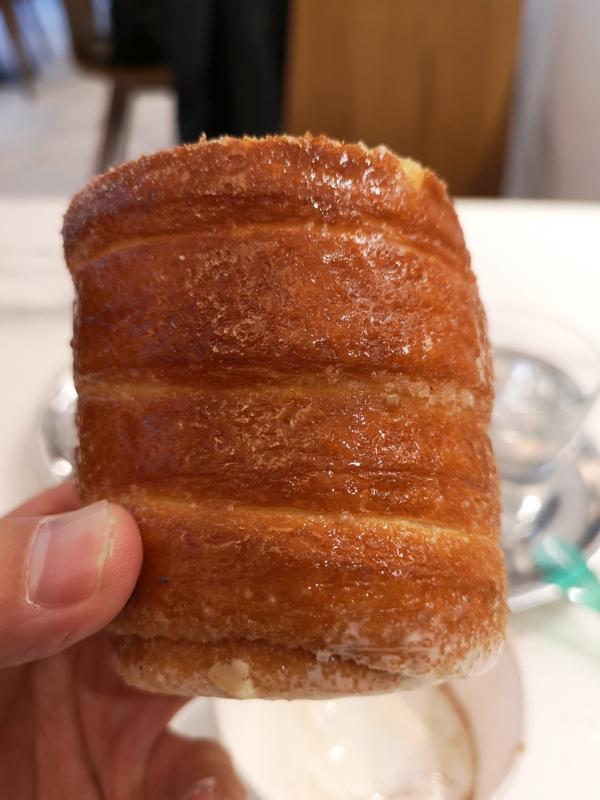 Molnar11 Budapest-布達佩斯煙囪卷Molnar's kurtoskalacs東歐品嚐在地甜點 啊!就麵包..哈