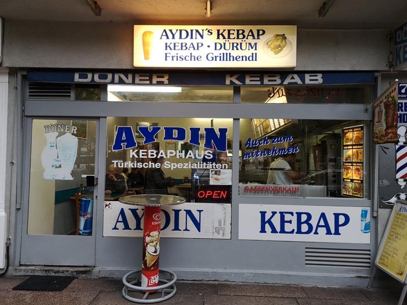 aydinkebap1 Salzburg-薩爾斯堡車站旁 簡單沙威瑪小店Aydin Kebap