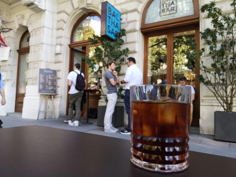 balthasar08 Vienna-Balthasar一杯咖啡賞維也納街邊風光...初秋陽光燦爛超chill