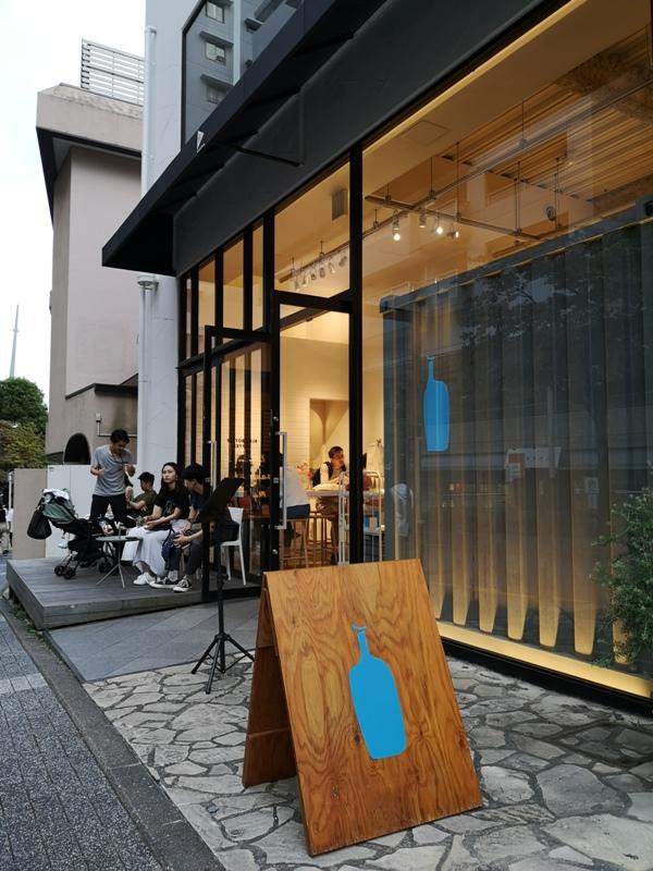bluebottledaikanyama01 Daikanyama-Blue Bottle給時尚代官山簡約的一杯咖啡 藍瓶真好喝