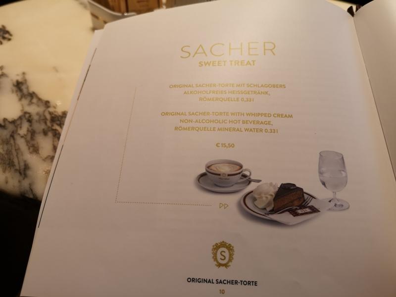 cafesacher11 Salzburg-薩爾斯堡Cafe Sacher沙河飯店吃沙河蛋糕 奧地利國寶甜點