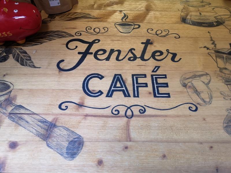 fenster06 Vienna-Fenster Cafe維也納小巷中的咖啡外帶BAR 簡單好喝