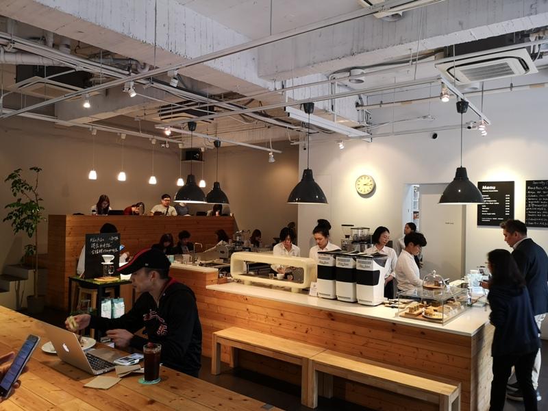 fikafika04 中山-Fika Fika Cafe幽靜的伊通公園 熱鬧的北歐簡約咖啡館