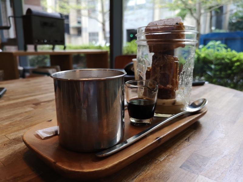 fikafika14 中山-Fika Fika Cafe幽靜的伊通公園 熱鬧的北歐簡約咖啡館