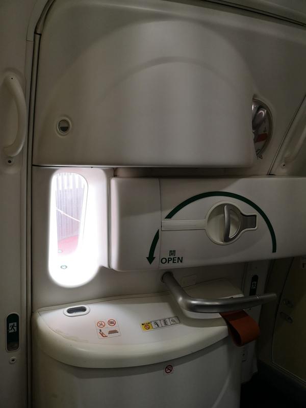 flyvie17 201909台北維也納 ANA787-9夢幻客機商務艙初體驗