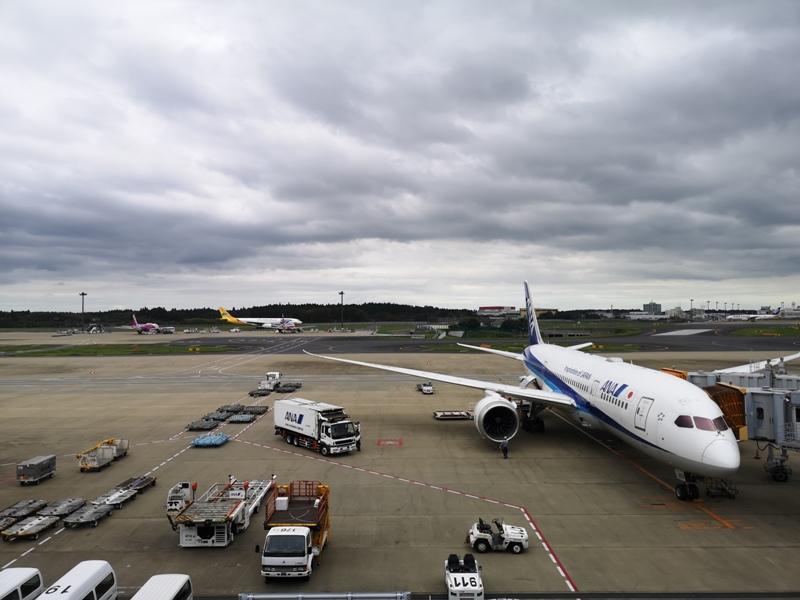 flyvie20 201909台北維也納 ANA787-9夢幻客機商務艙初體驗
