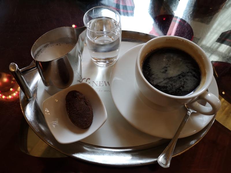 newyorkcafe10 Budapest-New York Cafe宮殿般奢華 世界最美咖啡館之布達佩斯紐約咖啡