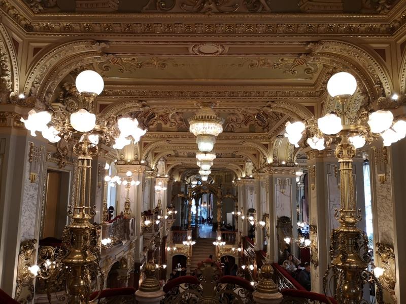 newyorkcafe21 Budapest-New York Cafe宮殿般奢華 世界最美咖啡館之布達佩斯紐約咖啡