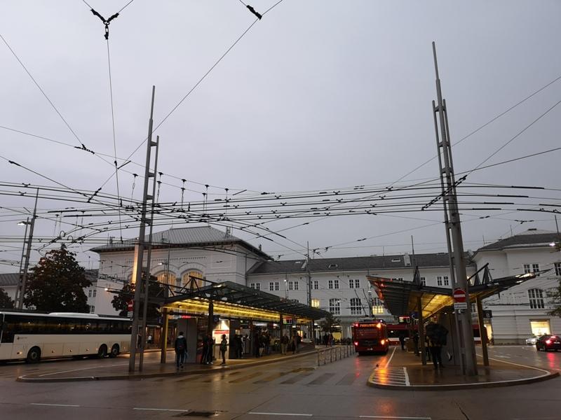 salzburg Salzburg-薩爾斯堡車站旁 簡單沙威瑪小店Aydin Kebap