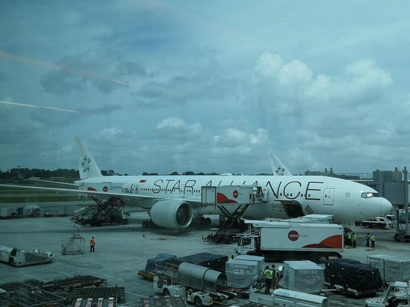BR22521609 201911台北新加坡 二話不說衝星耀樟宜 絕對一等一的機場