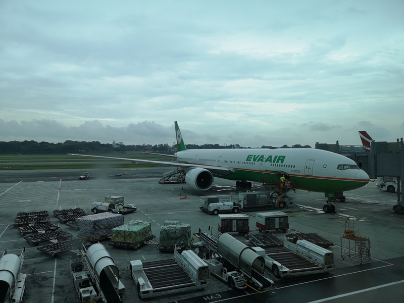 BR22521614 201911台北新加坡 二話不說衝星耀樟宜 絕對一等一的機場