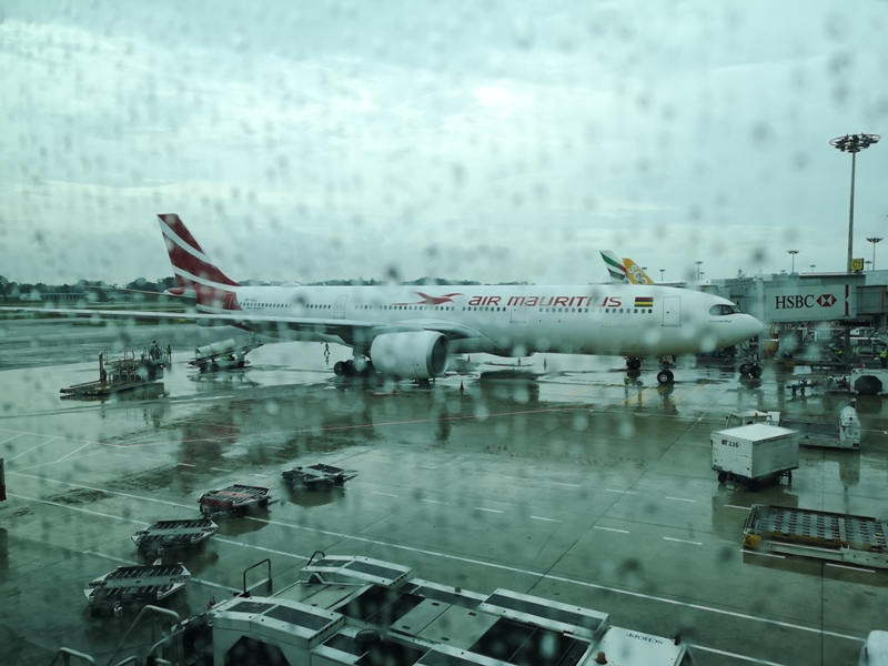 BR22521616 201911台北新加坡 二話不說衝星耀樟宜 絕對一等一的機場