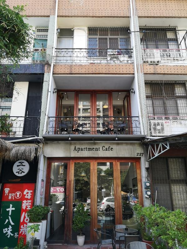 apartmentcafe01 前金-公寓咖啡 舊公寓新味道