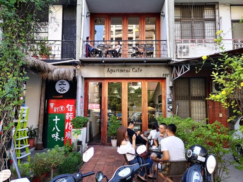 apartmentcafe02 前金-公寓咖啡 舊公寓新味道
