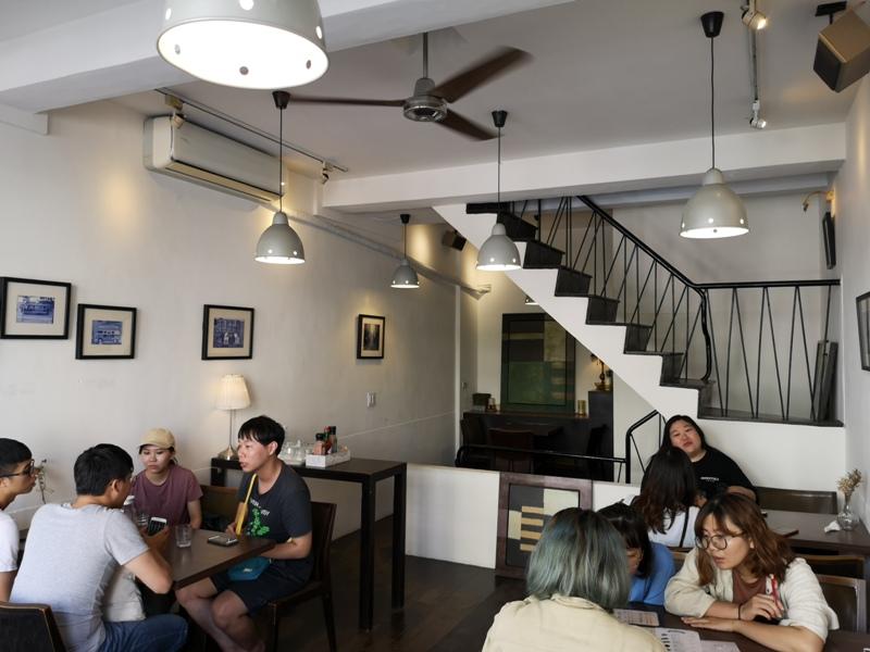 apartmentcafe11 前金-公寓咖啡 舊公寓新味道
