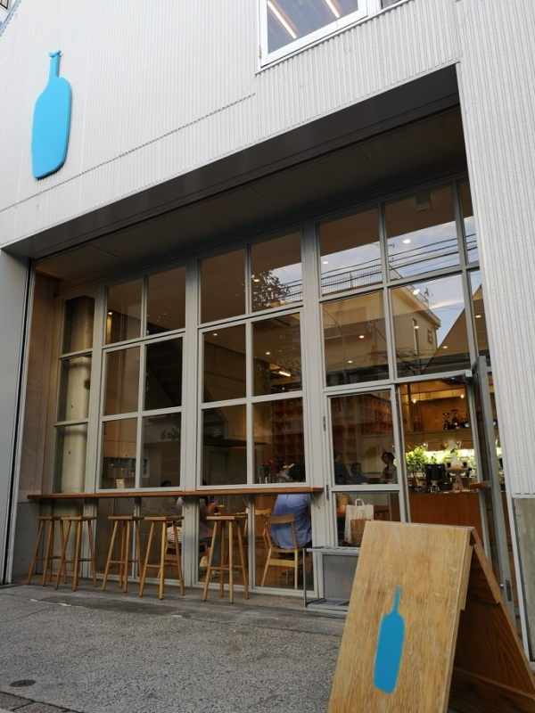 bluebottlenakameguroo Nakameguro-Blue Bottle Coffee中目黑 滿滿文青氣氛