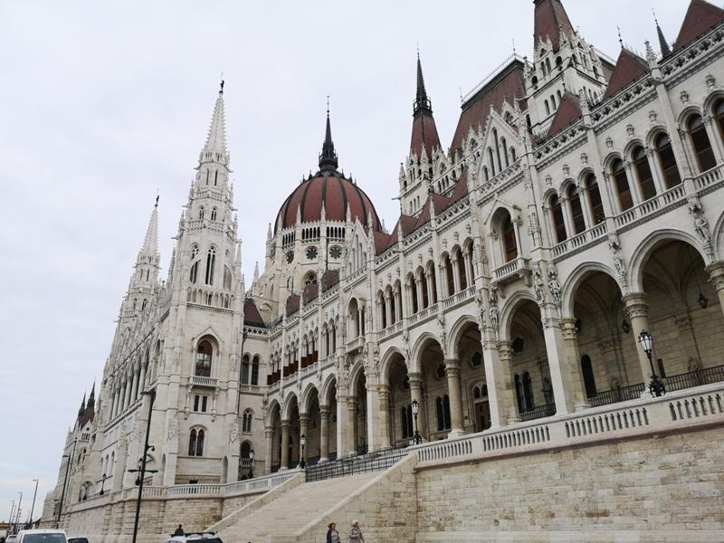 budapestparliament11 Budapest-國會大廈 閃耀布達佩斯的城堡