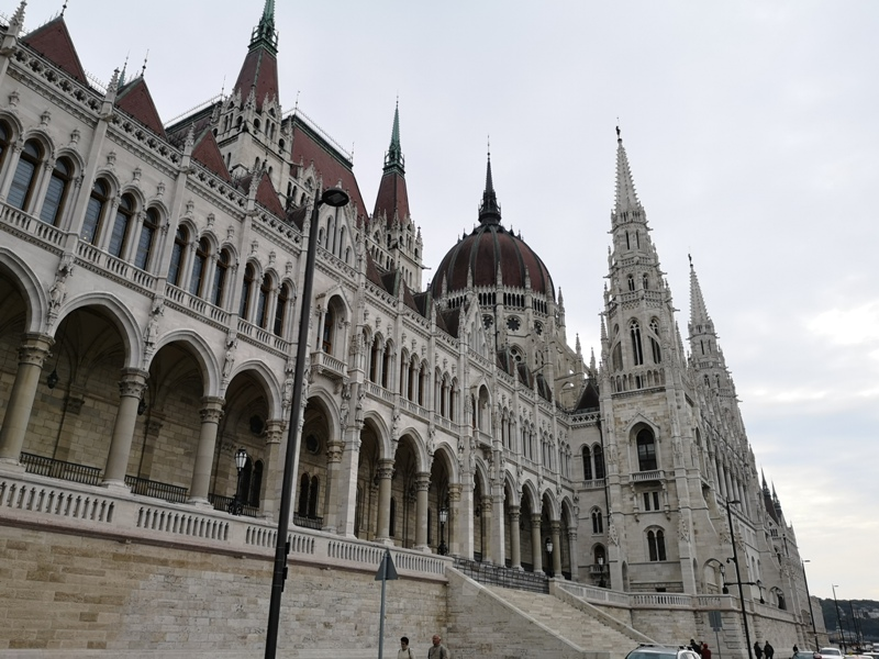 budapestparliament12 Budapest-國會大廈 閃耀布達佩斯的城堡
