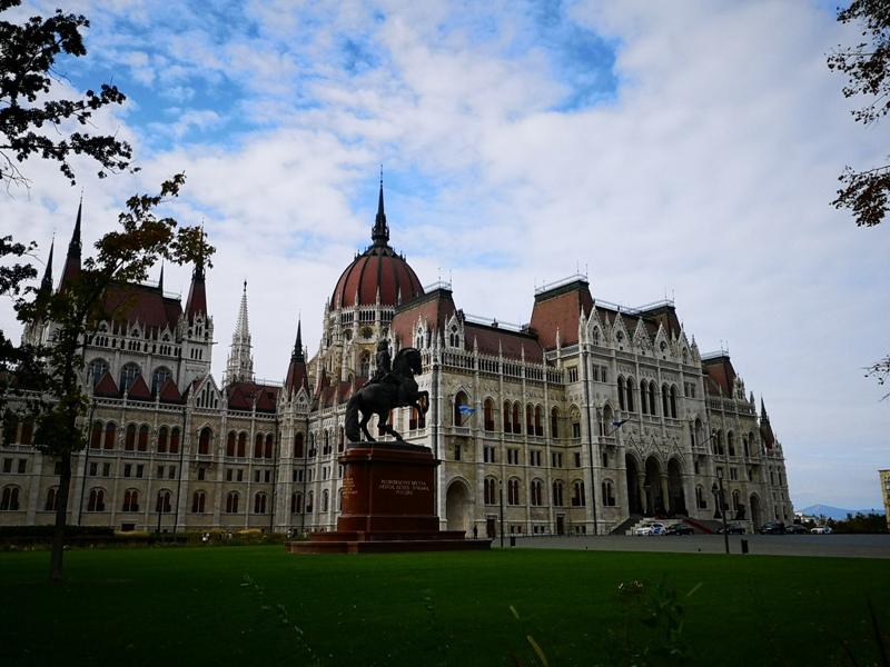 budapestparliament19 Budapest-國會大廈 閃耀布達佩斯的城堡