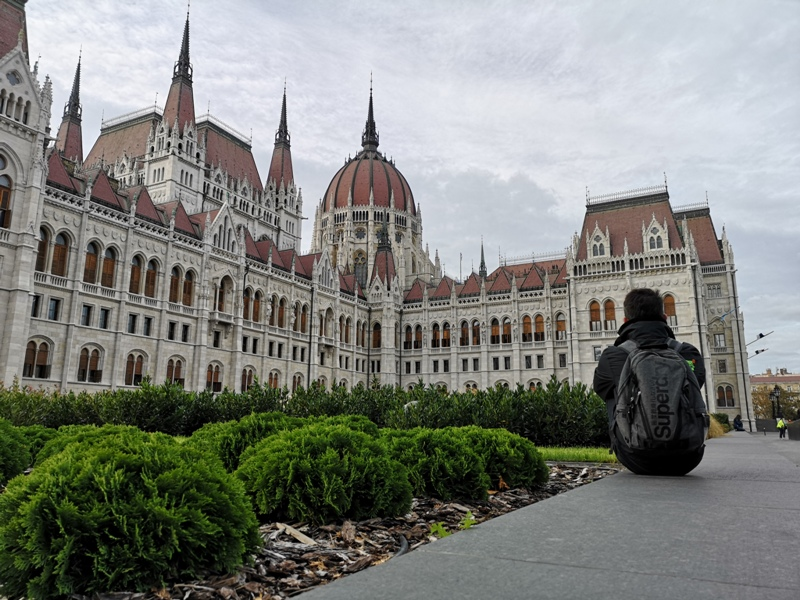 budapestparliament20 Budapest-國會大廈 閃耀布達佩斯的城堡
