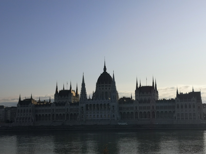 budapestparliament26 Budapest-國會大廈 閃耀布達佩斯的城堡