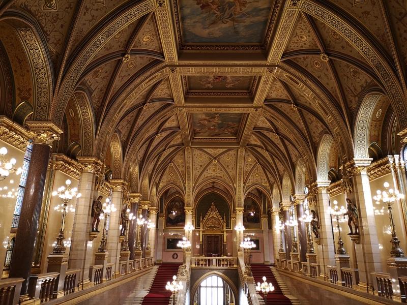 budapestparliament36 Budapest-國會大廈 閃耀布達佩斯的城堡