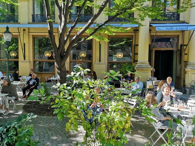 cafeansari01 Vienna-街邊咖啡館Cafe Ansari感受維也納最愜意的街邊風光