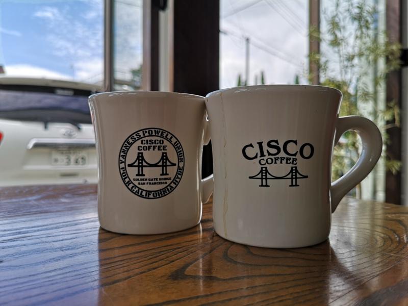 ciscocoffee0114 Kawaguchiko-Cisco Coffee浪漫白色小木屋 河口湖畔美式咖啡館 滿滿美加的味道