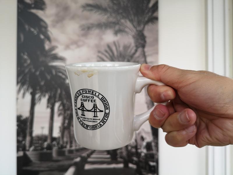 ciscocoffee0115 Kawaguchiko-Cisco Coffee浪漫白色小木屋 河口湖畔美式咖啡館 滿滿美加的味道
