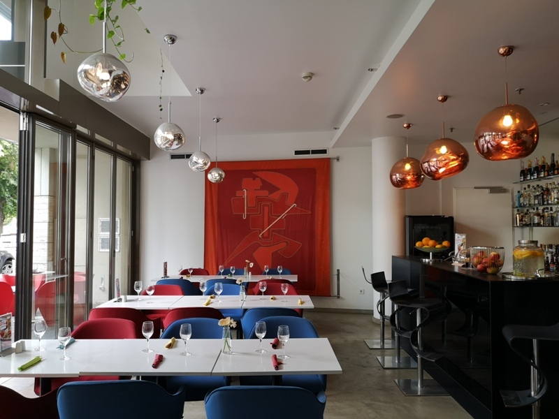 designhotelbudapest02 Budapest-Lanchid 19 Design Hotel 多瑙河鍊橋布達城旁 布達佩斯蘭馳宜德19設計酒店