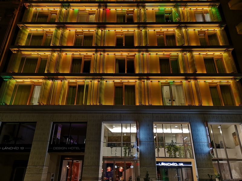 designhotelbudapest23 Budapest-Lanchid 19 Design Hotel 多瑙河鍊橋布達城旁 布達佩斯蘭馳宜德19設計酒店