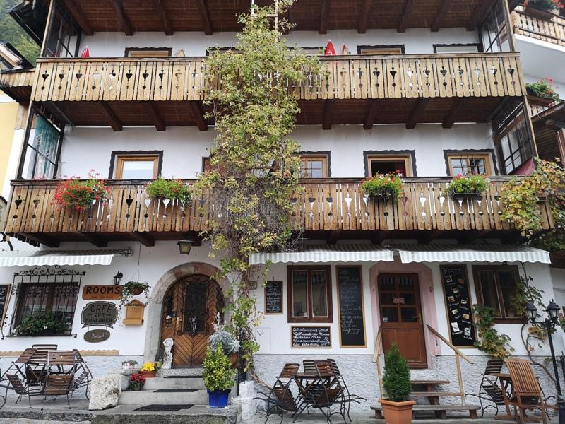 hallstatt0127 Hallstatt-世界最美小鎮 哈斯塔特 陰雨天的朦朧美感